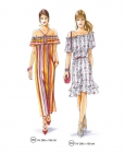 301-10 sunny dress pattern