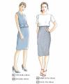 302-12 work wear pattern