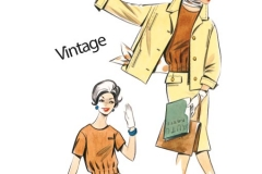 302-16 vintage lutterloh pattern
