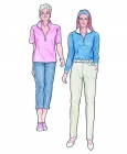 summer sewing patterns - lutterloh 305