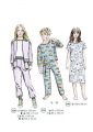 319- pijama pattern