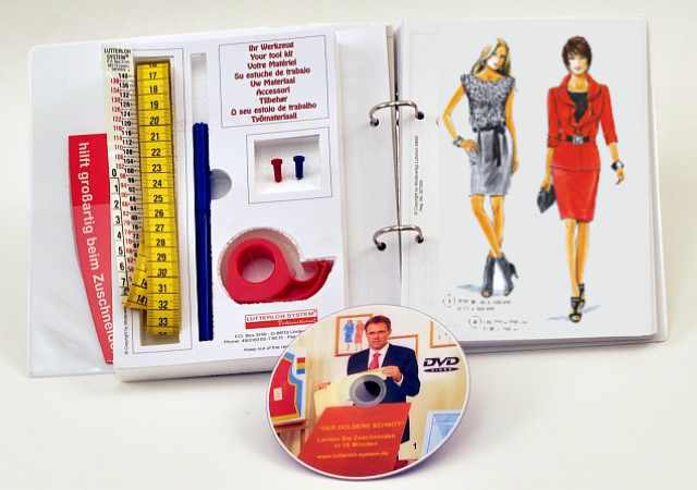 Sewing Patterns made easy with Lutterloh