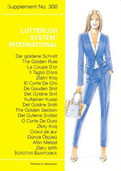 sewing patterns lutterloh 300 spring