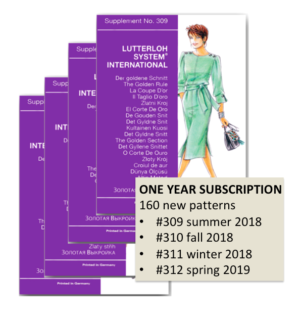 one year subscription patterns