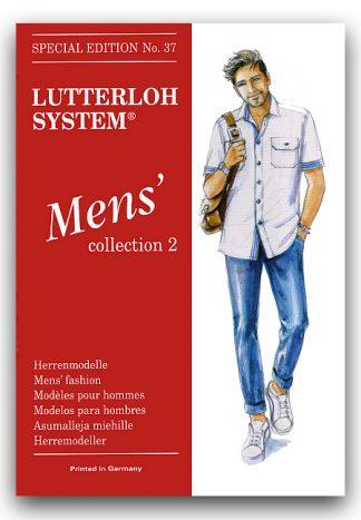 Men sewing patterns